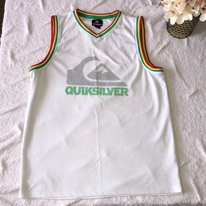 Men's Quiksilver Tank EUC